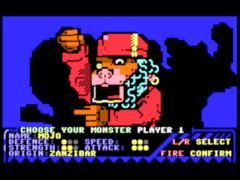 Monstro Giganto - C64