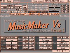 MusicMaker V8 Version 3.0