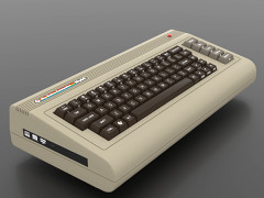 C64 & VIC20 Retro computer behuizing