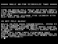 Nalle Äh-Puh - C64