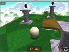Neverball - AmigaOS 4