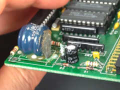 Noel's Retro Lab - Batterieleck
