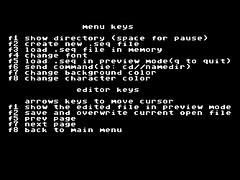 Notepad64 - C64