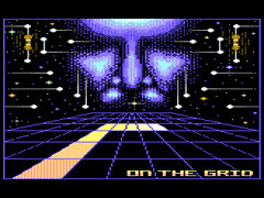 On the Grid - C64