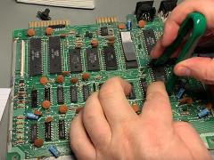 Ovesen.net - C64 Reparatur