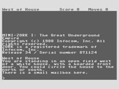 Ozmoo - C64