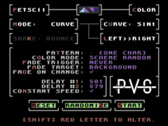 PETSCII Video Generator - C64