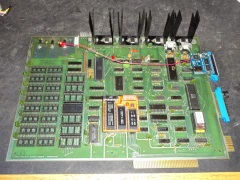 Commodore PET 2001-8 Mainboard repair