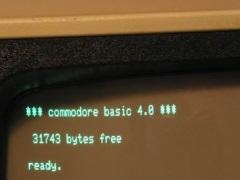 PET/CBM Editor ROM