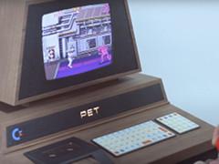 PET De Lux - The Commodore PET tribute