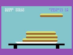 Pancakes - VIC20