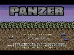 Panzer - C64