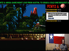 Pintz & Amiga Game Night - 12