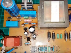 Plan C - Amiga power-supply repair