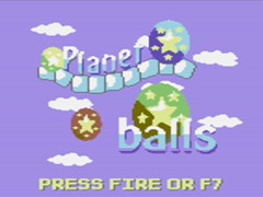 Planet Balls - C64