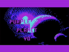 Purple Planet Yo - VIC20