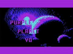 Purple Planet Yo - VIC20