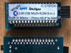 U36 Multi-ROM - C128