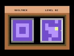 Quiltrex64 - C64