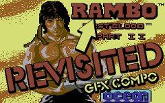 Rambo Revisited - GFX Compo