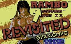 Rambo Revisited - GFX Compo