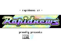 RapidNews #17