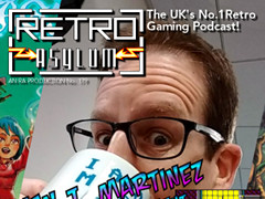Retro Asylum Podcast - 179