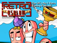 Retro Asylum Podcast - 182