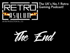 Retro Asylum Podcast - 213
