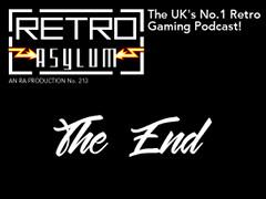 Retro Asylum Podcast - 213