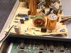 Retrohax - zasilacz C128 DCR