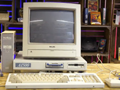 RetroManCave - Amiga 1500