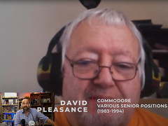 RetroManCave - David Pleasance