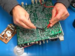 RetroManCave - naprawa Philips CM8833