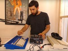 Retro Ravi - 8-Bit DJ Setup