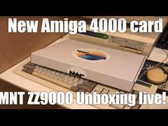 Retro Ravi - Amiga 4000 - MNT ZZ9000