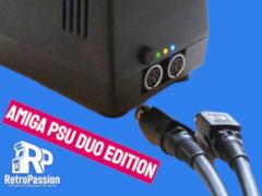 Ravi Abbott - Amiga DUO power supply