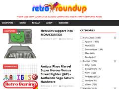 Retro Roundup