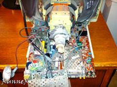 Retro Runner - 1084 repair