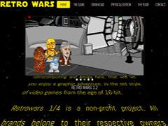 Retro Wars - Amiga