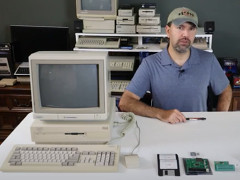 Retro Bits - Amiga 3000 repair & upgrade
