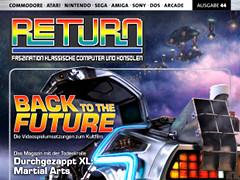 Return #44