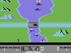 C64 High-Score Challenge: River Raid