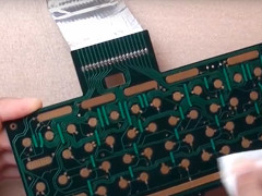 Rob Clarke - C116 Tastatur Reparatur
