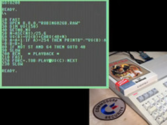 8-Bit Show & Tell - C128 PLAY