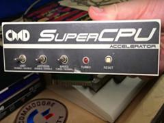 8-Bit Show & Tell - CMD SuperCPU
