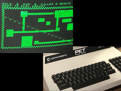 8-Bit Show & Tell - Dungeon - Commodore PET