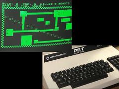 8-Bit Show & Tell - Dungeon - Commodore PET