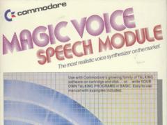 8-Bit Show & Tell - Magic Voice Software
