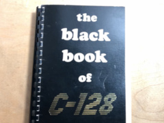 8-Bit Show & Tell - The Black Book of C-128